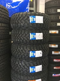 265/70R17 SET OF 4 TIRES ON SALE WE CARRY ALL MAJOR BRAND AND SIZE  Walnut Creek, 94597