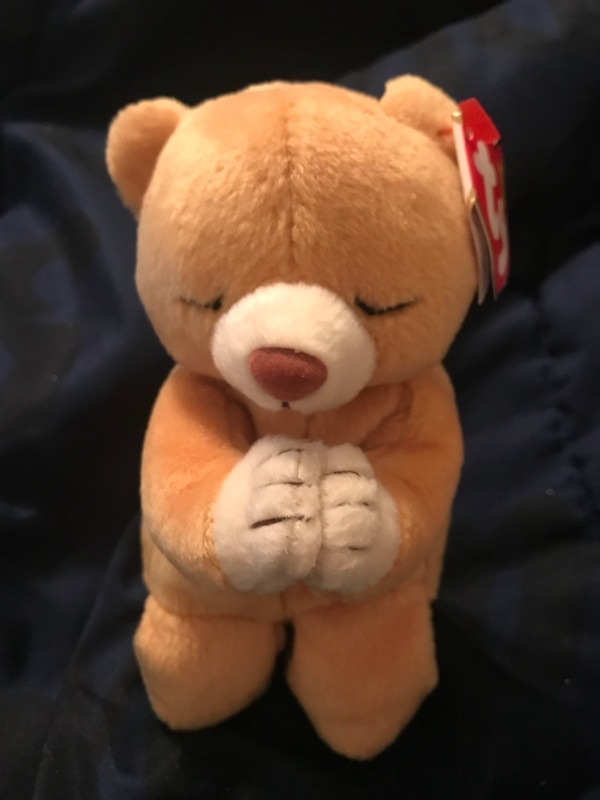 72831764006 Used RARE Hope Beanie Baby for sale in Manchester - letgo