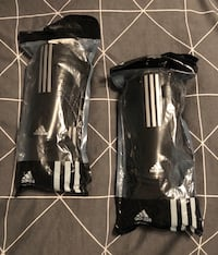 Adidas Shin guards (2 pair) XL- Open Package Unused