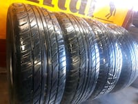 225.55.17 japanese tires MINT** Toronto