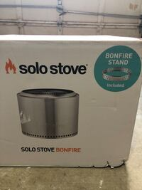 Solo Stove Bonfire with Stand Burke, 22015