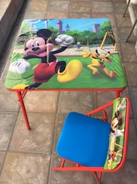 Disney table with chair  Westminster, 92683