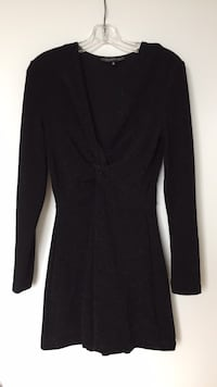 Medium Black Romper - New Toronto, M5C 3H8