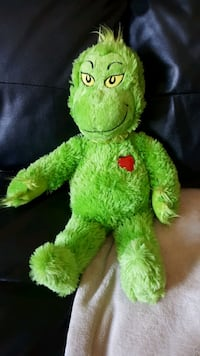 Build a bear Grinch Ajax, L1S 2N9
