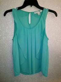 MINT GREEN TOP SMALL