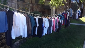 MENS CLOTHES. 2$ EACH