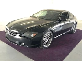 2007 BMW 650i COUPE LOADED NEW YEAR SALE