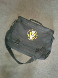 black United States Army crossbody bag San Diego, 92154
