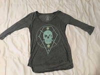 Gray and teal crew-neck shirt Stephens City, 22655