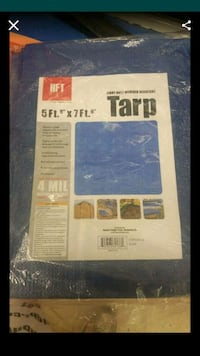 Tarp - new - 5 by 7 Fort Worth, 76123
