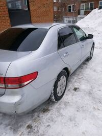 2003 Honda Accord DX Montreal