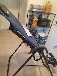 black and blue inversion table Houston, 77014