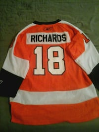Philadelphia Flyers Richards jersey. Hockey . NHL  Silver Spring, 20902