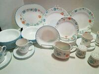Corelle Delicate Touch 72 pc. Dishes China  Jacksboro, 76458
