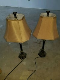 Two lamps Alsip, 60803