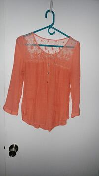 3/4 Sleeve Bohemian Top