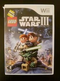 Lego Star Wars 3 for Nintendo Wii  Vaughan, L4L 1A6