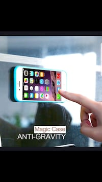 BRAND NEW ANTI-GRAVITY NANO MAGIC PHONECASE   Toronto, M6E 2V1