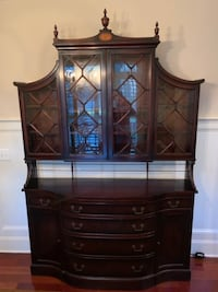 China Cabinet with Lights Mount Pleasant, 29429