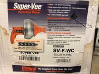 New Super-Vee small drain cleaner Silver Spring, 20910
