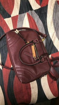 Steve Madden burgundy purse Ellenwood, 30294