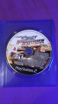The fast and the furious ps2 30 km