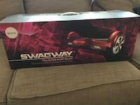 Brand new Swagway Hands-free Smart Board Spicewood, 78669