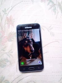 black Samsung Galaxy android smartphone Sarnia, N7T 7P3