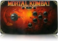 Mortal Kombat Fight stick Herndon, 20170