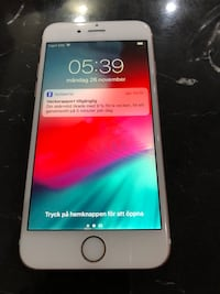 Rosé iPhone 6s 128 GB Haninge, 136 44