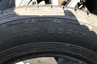 Tires225-65/17 tires