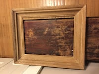 Solid Wood Picture Frame 12x16 Philadelphia, 19124