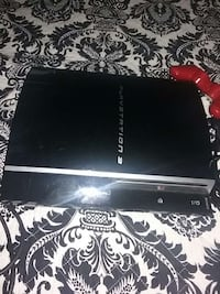 black Sony PS3 slim console Falls Church, 22042