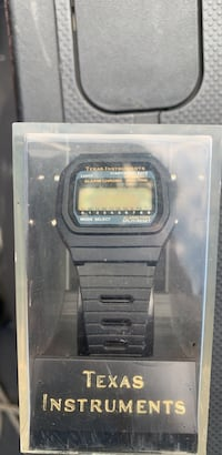 Texas Instruments watch Toronto, M9M 1R4