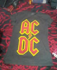 ACDC graphic tee Winnipeg, R2W 2Y7