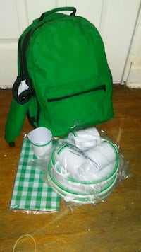 Picnic set for 4 with back pack  Pittsburgh, 15207