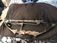 Compound bow. Brand is unknown  Halethorpe, 21227