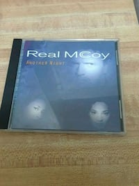 Real McCoy- Another Night CD COMPLETE  Long Beach, 90802