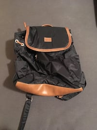 Black and brown backpack  Mississauga, L5N 2P2