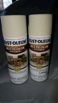 Rustoleum Multicolor Textured- Spray Paint *NEW* Manassas Park, 20111