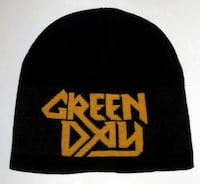 GREEN DAY YELLOW LOGO BEANIE/TOQUE, PUNK ROCK  Toronto