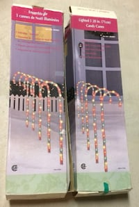 Lighted Outdoor Candy Canes For Sale Oakville