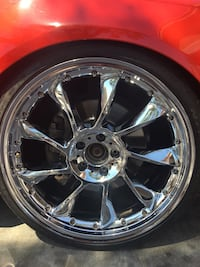 20 inch rims 5×112 North Las Vegas, 89031