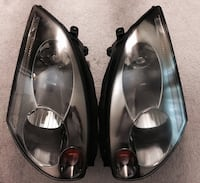 G35 coupe OEM 03-05 HID Headlights 53 km