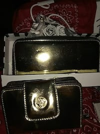 AV Charging Wallet and a Box French Purse Set