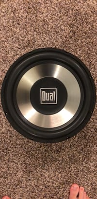 "Dual 12"" Subwoofer Winter Park, 32792"