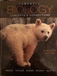 Biology Textbook (University) Winnipeg, R2N 4B2