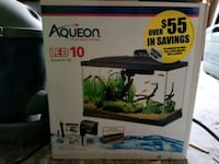 Fish tank and accessories  Clinton, 01510