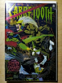 Sabretooth Special 1 in the Red Zone (9.6) NM+ Upper Marlboro, 20774