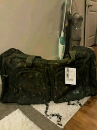 black and green camouflage duffel bag Murray, 84107